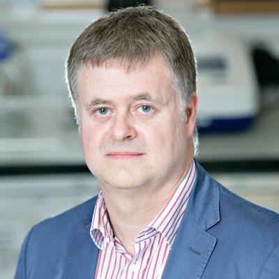 Professor Andy Porter FRSB, FRSE
